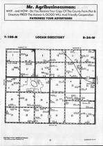 Map Image 010, Winnebago County 1991